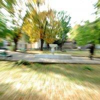 Осень Бахчисарай :: Илона Луценко