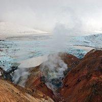 Голубой ледник :: Скиталец Сан