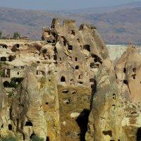 Многоэтажные домики Каппадокии :: Маргарита