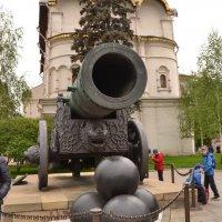Царь-пушка :: Владимир Болдырев