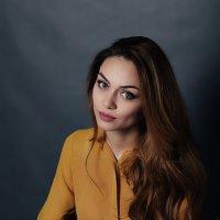 """из серии портрет """"Кристина"""" :: Батик Табуев"""