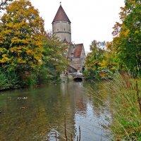 Jakobertor-городские ворота 14 век, (часть городкой стены) :: Galina Dzubina