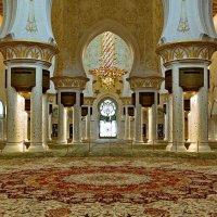ОАЭ 2015 Абу Даби.мечеть шейха Заида 2 :: Arturs Ancans