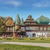 Музей-заповедник усадьба «Коломенское» :: Борис Гольдберг