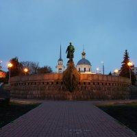 Памятник Афанасию Никитину :: Елена Павлова (Смолова)