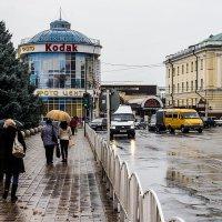 В Армавире дождь. :: Бронислав Богачевский