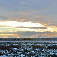 Первый снег. :: Роберт Хак.....