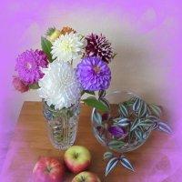 В розово-сиреневой дымке :: Nina Yudicheva