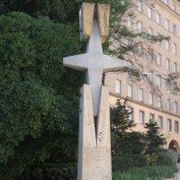Крест на горе Монсеррат, Испания :: Tamara