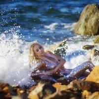 Море..море.. :: Юлия Иванова