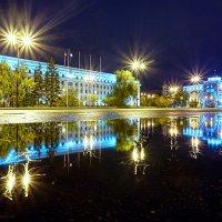 Администрация города и Иркутскэнерго... :: Алексей Белик