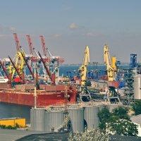 Одеський порт :: Наталия Рой