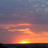 восход солнца :: Lidvanna Golubeva