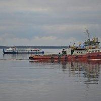 на реке... :: Елена Третьякова