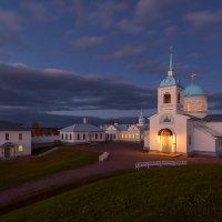 Вечер в монастыре :: Игорь Маснык