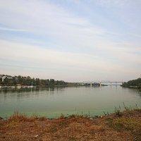 Вечер на реке :: Леонид