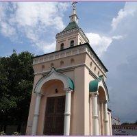 Часовня св.прп. Сергия Радонежского и св.равноапостольной Нины :: Вера