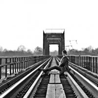 железная дорога :: NюRа;-) Ковылина