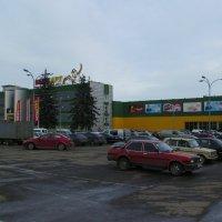 """Гипермаркет  """"Велмарт""""  в  Ивано - Франковске :: Андрей  Васильевич Коляскин"""