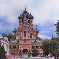 Храм при дворце Шереметева :: Борис Александрович Яковлев
