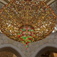 ОАЭ 2015 Абу Даби.мечеть шейха Заида 4 :: Arturs Ancans