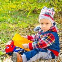 Крестник 2,5 года :: Наталья Александрова