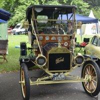 Форд с деревянными колесами :: Николай Танаев