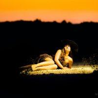 Девушка на закате :: Mitya Galiano