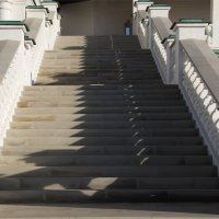 лестница. свет и тень... :: Svetlana AS