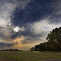 Мятежное небо :: Виктор Четошников