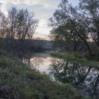 зарождается туман на вечерней реке... :: Svetlana AS