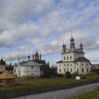 Кремль в Юрьеве Польском :: надежда