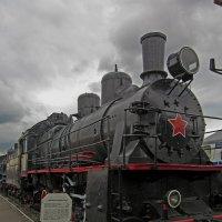 Музей Октябрьской железной дороги. Бывший Варшавский вокзал (Санкт-Петербург) :: Павел Зюзин