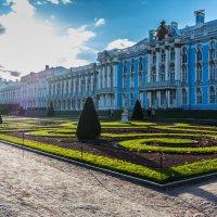 Екатерининский Дворец :: Дмитрий Долгов