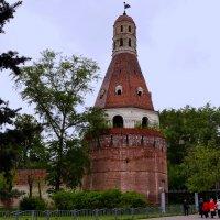 Солевая башня Симонова монастыря :: Владимир Болдырев
