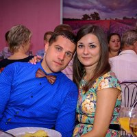 Весело на свадьбе. Когда свадьба не твоя:) :: Алексей Тупицын