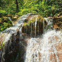 Водопад Джур-Джур :: Marina Timoveewa