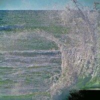 Ты, волна моя, волна! :: Александр Корчемный
