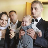 Веселое крещение :: Алеся Корнеевец
