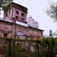 Трапезная церкви Тихвинской богоматери. :: Владимир Болдырев
