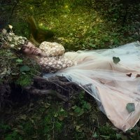 Спящая красавица :: Sandra Snow