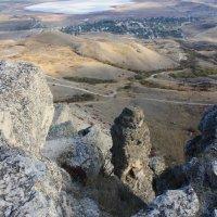 Вид со скалы Шаган-Кая :: Lana
