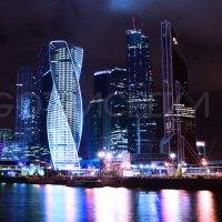 Москва-Сити :: Юлия Горбачева