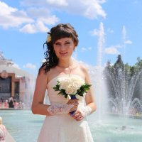 Невеста :: Максим Ноздрачев