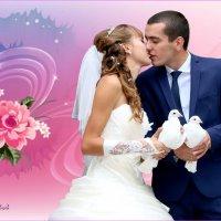 Свадебный коллаж. :: Anatol Livtsov