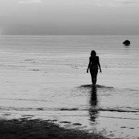 Закат на Балтике :: Виктор Истомин