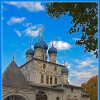 Казанская церковь в Коломенском :: Рамиль Хамзин