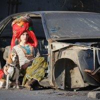 "#DasModell 9.1 ""Ethnic Post-Apocalypse"" :: Владислав Мустафин"