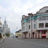 Гончарная улица. :: Oleg4618 Шутченко