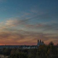 Закат над Истрой :: Иван Анисимов